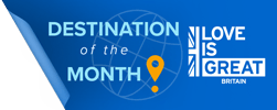 Destination of The Month