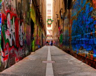 Vote for Street Art in Melbourne